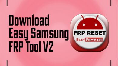 Download Easy Samsung FRP Tool V2